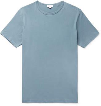 Sunspel Slim-Fit Pima Cotton-Jersey T-Shirt