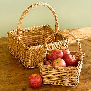 Honey Square Isabella Baskets