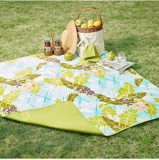 "Madison Park Hampton Reversible 50"" x 60"" Picnic Blanket Bedding"