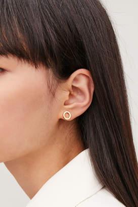 Cos MISMATCHING STUD EARRINGS