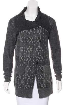 AllSaints Themis Cable Knit Cardigan
