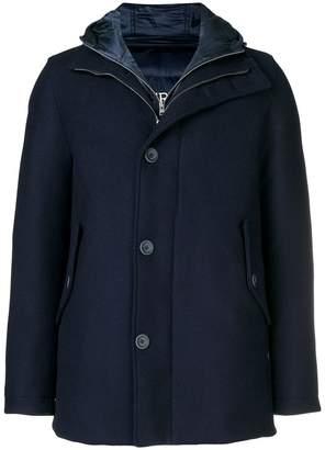 Herno padded short jacket