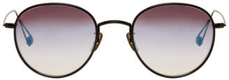 Garrett Leight Black Paloma 50 Sunglasses