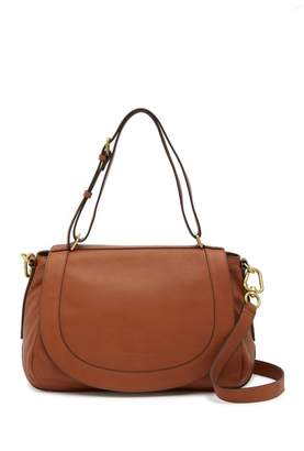 Liebeskind Berlin Dinard Calais Leather Shoulder Bag