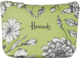 Harrods Sorrento Botanical Travel Pouch