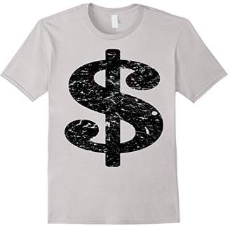 Dollar Sign Tshirt