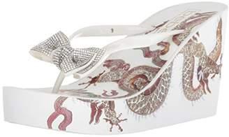 Bebe Women's Alaya Flip-Flop