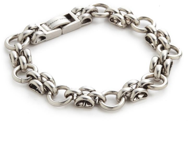 Marc JacobsMarc Jacobs Chain Me Bracelet