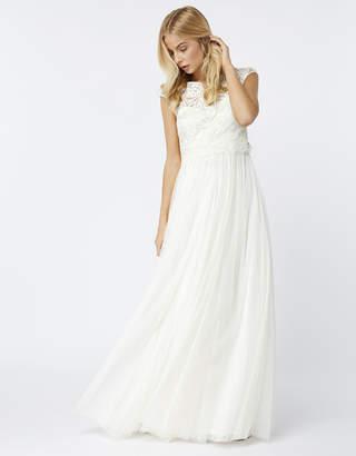 584536585ceff Monsoon Rosalind Embellished Bridal Maxi Dress