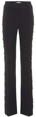 Veronica Beard Lennox high-waisted trousers
