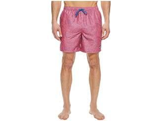 Vineyard Vines Linear Tropics Chappy Swim Trunk Men's Swimwear