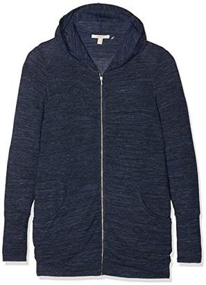8e0fa4891 Esprit Women s Cardigan Sweat Lounge ls Maternity Pyjama Top Night Blue  486