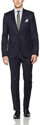 HUGO BOSS Hugo Men's 2 Button Contemporary Slim Fit Suit
