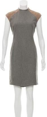 Ralph Lauren Sleeveless Merino Wool Dress