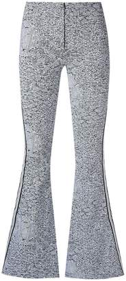 Tufi Duek flared trousers