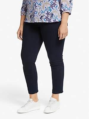 NYDJ Curve Slim Straight Jeans, Bowen Dark Wash