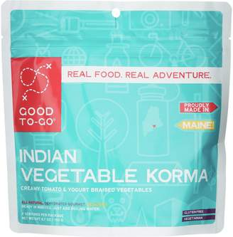 Good To Go Good To-Go Indian Vegetable Korma - 2 Servings