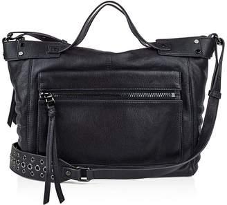 Kooba Blanche Leather Satchel