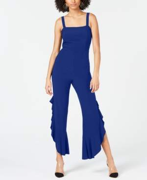 INC International Concepts Inc Sleeveless Wide-Leg Party Jumpsuit, Created for Macy's