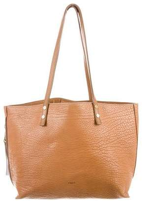 Chloé Leather Dilan Tote