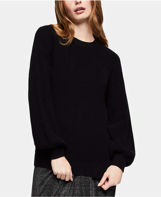 BCBGeneration Cotton Crewneck Sweater