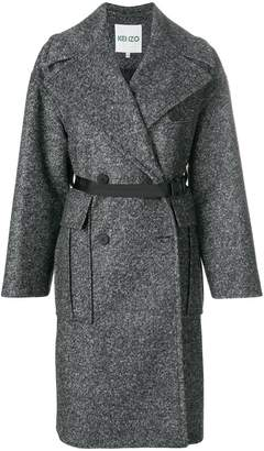 Kenzo double-breasted tailored coat