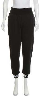 Opening Ceremony High-Rise Jogger Sweatpants
