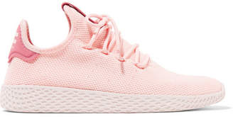 adidas Pharrell Williams Tennis Hu Primeknit Sneakers - Pastel pink