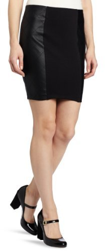Amy Byer A. Byer Juniors Ponte Tier Skirt