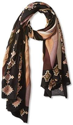 Theodora & Callum Women's Deer Valley Wearable Art Blanket Scarf