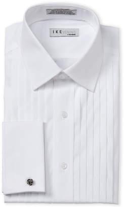 Ike Behar Ike Evening By Pleated Tuxedo Dress Shirt