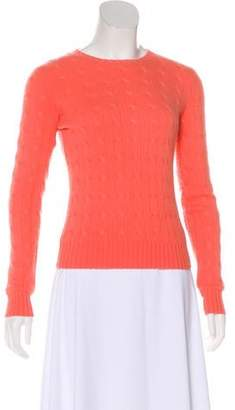 Ralph Lauren Black Label Cashmere Knit Sweater