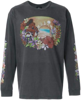 Stussy printed T-shirt