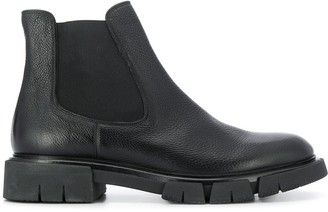 Fratelli Rossetti elasticated side panel boots