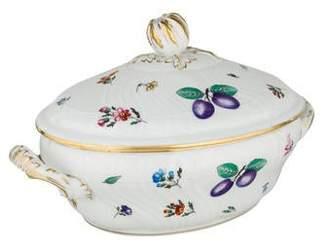 Richard Ginori Italian Fruits Covered Soup Tureen