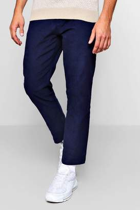 boohoo Slim Fit Cord Trouser