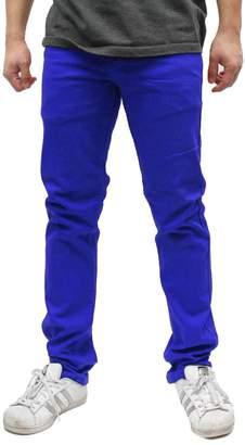 Americano Men's Skinny Fit Color Stretch Twill Jean