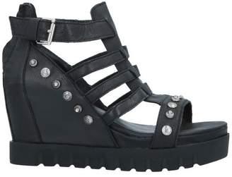 039e1e9737cd1 Grey Sandals - ShopStyle UK