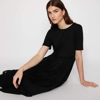 2107163354c Oversized Maxi Shirt Dress - ShopStyle UK