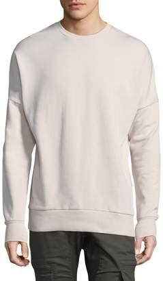 Zanerobe Men's Rugger Ribbed Cotton Sweater