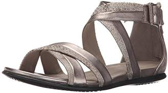 Ecco Footwear Womens Women's Touch Ankle Strap Sandal Gladiator Sandal