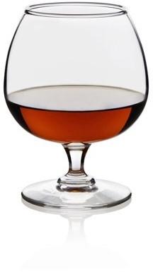 Libbey 4pc Perfect Cognac Glasses