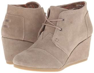 Toms Desert Wedge Women's Wedge Shoes