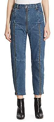 Vetements Women's x Levis Reworked Zip Jeans