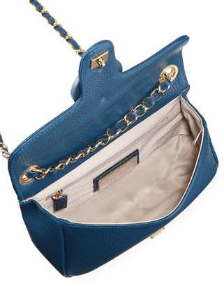 Mario Valentino Valentino By Poisson Dollaro Leather Bag