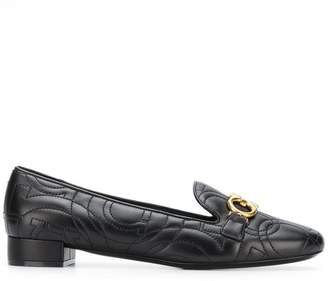 Salvatore Ferragamo Alvano quilted loafers