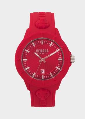 Versus Red Tokyo Watch