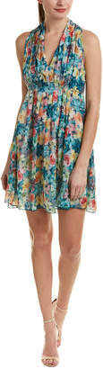 Molly Bracken Pleated Shift Dress