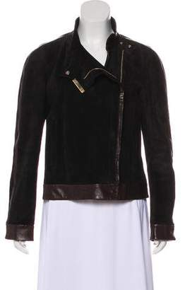 Gucci Suede Leather Jacket