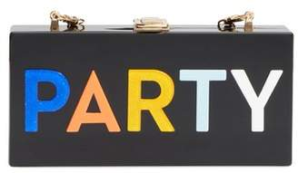 Milly Party Box Clutch